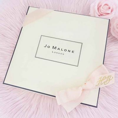 Jo Malone London - Product launch - Personalised ribbons