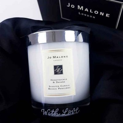 Jo Malone London - Christmas engraving
