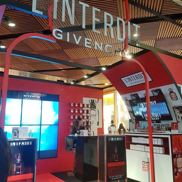 Brand Activations & Events - Givenchy Australia