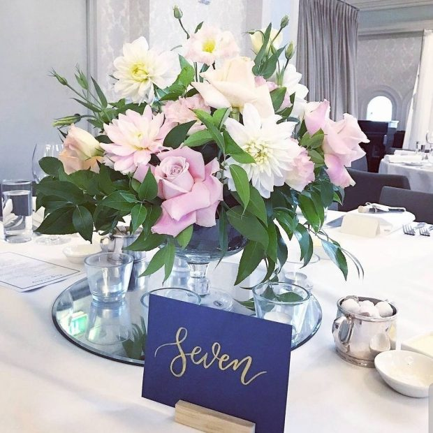 Bespoke Stationery - Table Numbers