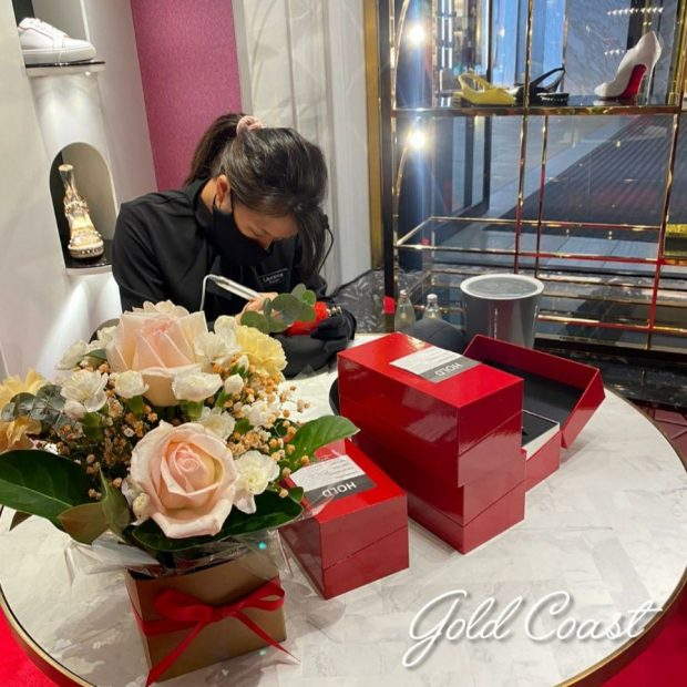 Brand Activations & Events - Christian Louboutin Australia