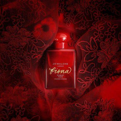 Jo Malone London - Glass engraving on fragrance bottles for Valentine's Day at Myer & David Jones