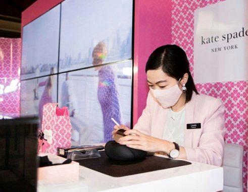 Brand Activations & Events - Kate Spade New York