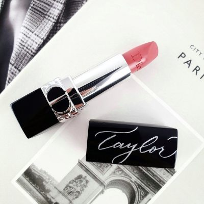 Engraving on Dior Lipstick Cases