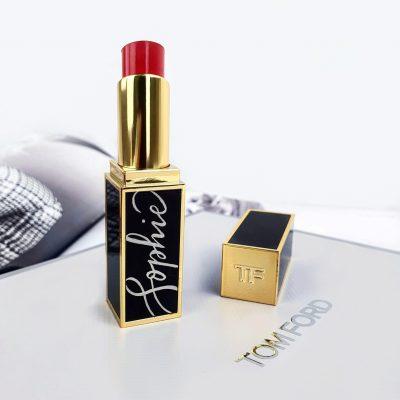 Engraving on Tom Ford Lipsticks