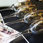 W3.6 - Personalised Wine Glasses or Champagne Flutes (BYO Glasses)